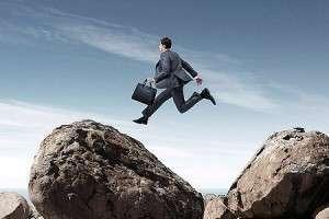 Прыжок на новый уровень