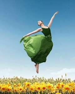 Способность летать - левитация
