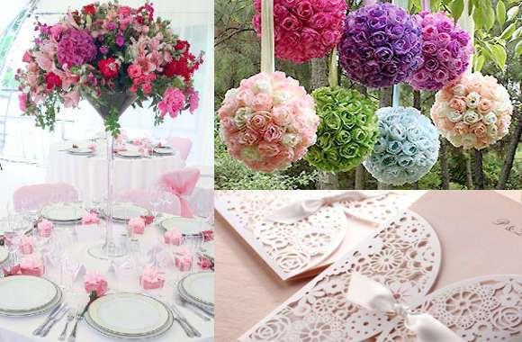 Свадебный декор - прибыльная идея для женщин