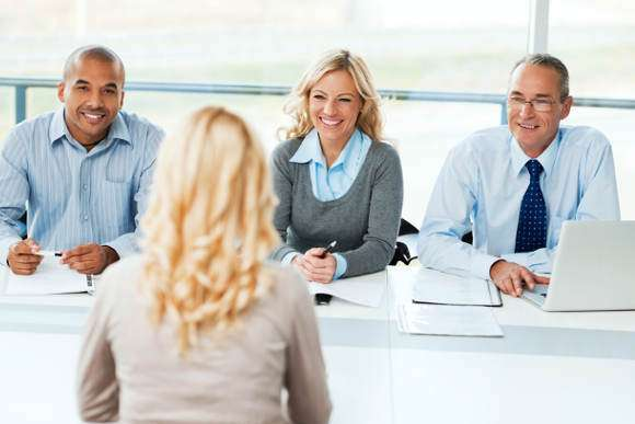 Проведение интервью на работу