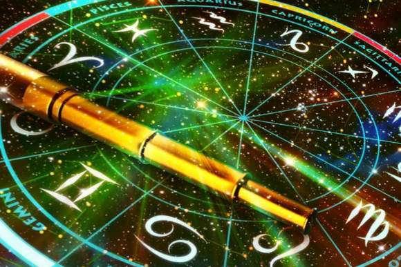 Зодиакальный круг (фото)