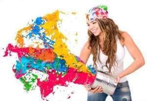 Яркие краски жизни