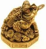 Трехлапая жаба фен-шуй