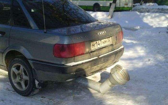 Фото, які можливо було зробити тільки в Росії (41 фото)