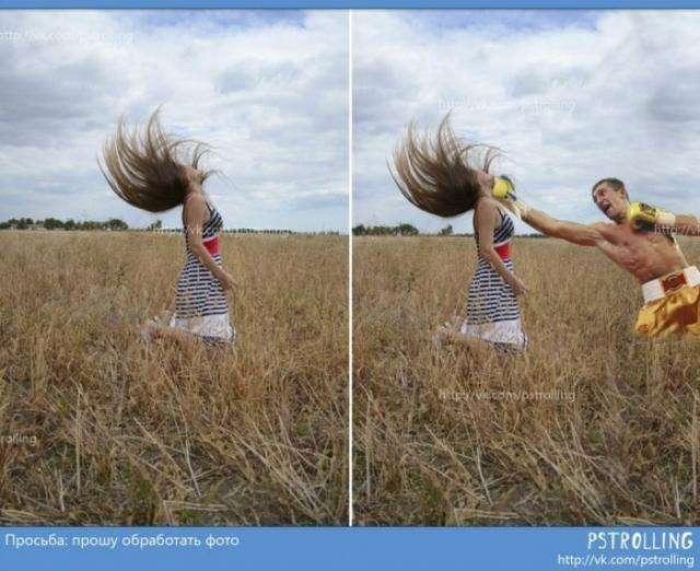 Креатив фотошоперов з соц мереж (30 фото)