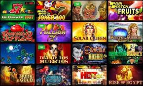 Ігри автомати у казино онлайн Parimatch - Новини Полтавщини